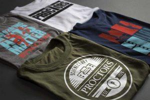 Printing Custom T-Shirts